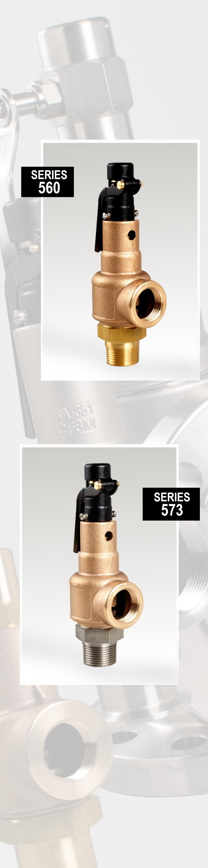 250 psi 1-1//2 x 2 AQUATROL 570HG-MA250 Safety Valve for Series 570 1-1//2 x 2